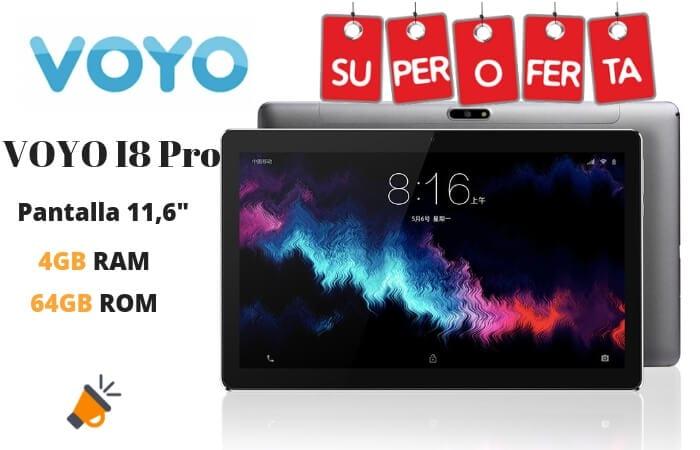 oferta VOYO I8 Pro barata SuperChollos