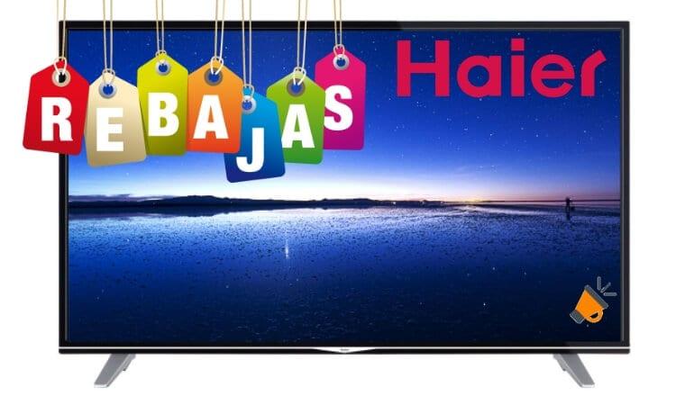 oferta Smart TV Haier U55H7000 barata SuperChollos