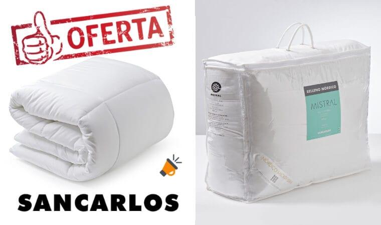 oferta Relleno no%CC%81rdico Sancarlos Mistral barato SuperChollos