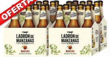 oferta pack Ladro%CC%81n de Manzanas Cider barato SuperChollos