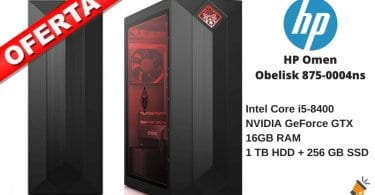oferta HP Omen Obelisk 875 0004ns barato SuperChollos