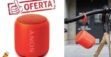 oferta Altavoz Bluetooth Sony SRS XB10 barato SuperChollos