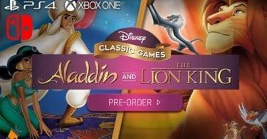 oferta aladdin y el rey leon barato SuperChollos