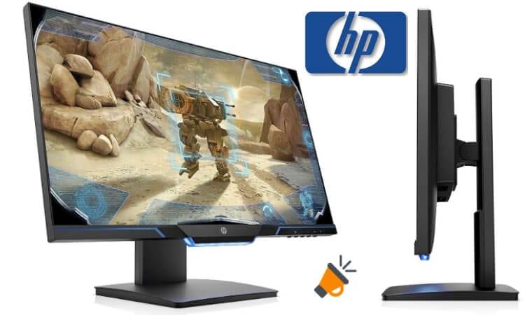 oferta HP 25MX Monitor barato SuperChollos