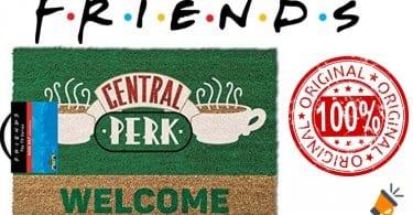 oferta Felpudo Friends barato SuperChollos