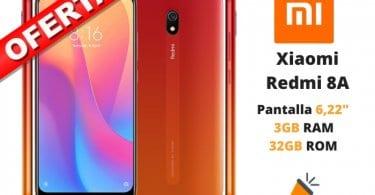 oferta Xiaomi Redmi 8A barato1 SuperChollos