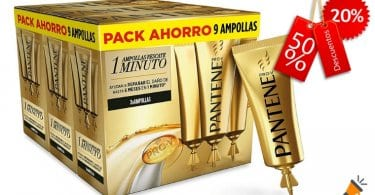 OFERTA Ampollas Pantene Pro V BARATAS SuperChollos