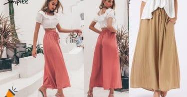 oferta Falda pantalo%CC%81n barata SuperChollos