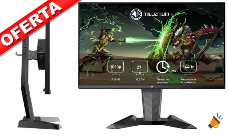 oferta Millenium MD27PRO monitor barato SuperChollos