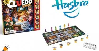 oferta juego de mesa Cluedo Junior barato SuperChollos