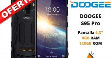 oferta DOOGEE S95 Pro barato SuperChollos