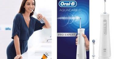 oferta Oral B Aquacare Pro Expert Irrigador barato SuperChollos