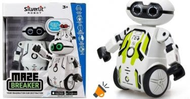 oferta Robot Inteligente Silverlit Maze Breaker barato SuperChollos