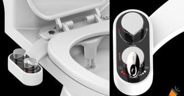 oferta Sistema de limpieza para WC Hibbent barato SuperChollos