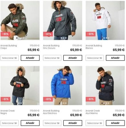 Outlet de Geographical Norway3 SuperChollos