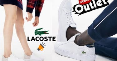 outlet lacoste SuperChollos