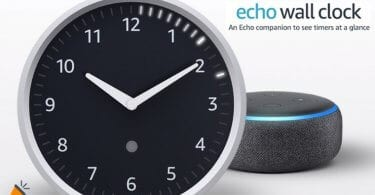OFERTA Echo Wall Clock BARATO SuperChollos