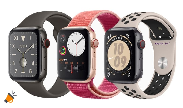 OFERTA Apple Watch Series 5 BARATO SuperChollos