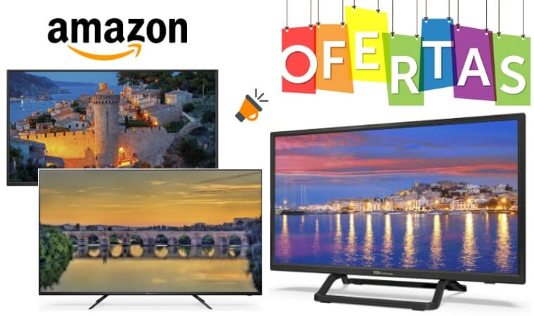 smart tv baratas amazon SuperChollos