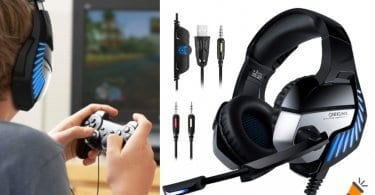 oferta Mbuynow 7.1 Auriculares Gaming baratos SuperChollos