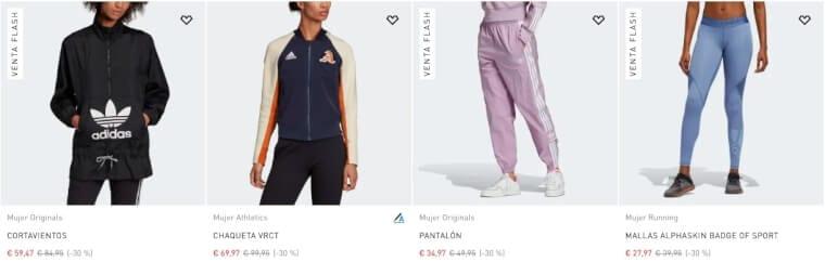 ofertas mujer adidas3 SuperChollos