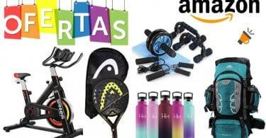 accesorios deporte baratos amazon SuperChollos