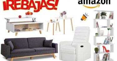 muebles baratos amazon SuperChollos