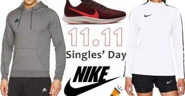 singles day nike SuperChollos