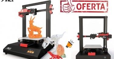 oferta Anet ET4 impresora 3d barata SuperChollos