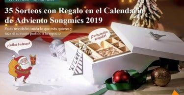 sorteo navidad songmics SuperChollos