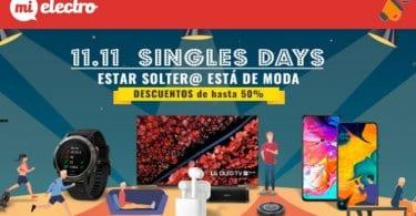 singles day mi electro SuperChollos