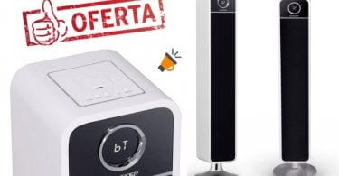 oferta Schneider Consumer torre sonido barata SuperChollos