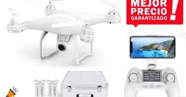 oferta Potensic T25 GPS Drone barato SuperChollos