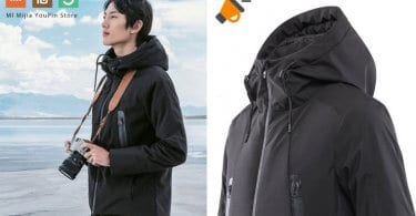 oferta Chaqueta calefactable Xiaomi Mijia 90Fun barata SuperChollos