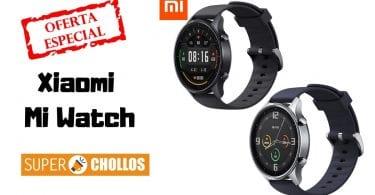 oferta Xiaomi Mi Watch descuento superchollos SuperChollos