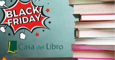 BLACK FRIDAY en La Casa del Libro SuperChollos