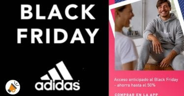 black friday adidas SuperChollos