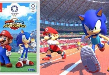 oferta Mario Sonic en las Olimpiadas barato SuperChollos