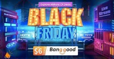 black friday banggood SuperChollos