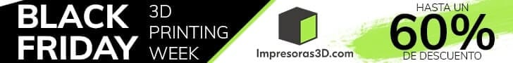 impresoras3d black friday ofertas descuentos SuperChollos