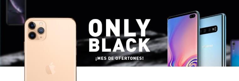 ONLYBLACK black friday onlymovil ofertas descuentos SuperChollos