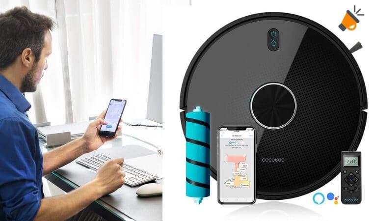 Robot Aspirador Conga 4090 por SOLO 286€