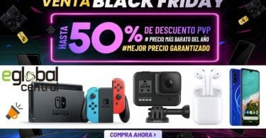 Black Friday de eGlobalCentral SuperChollos