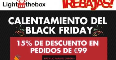 black friday lightinthebox SuperChollos