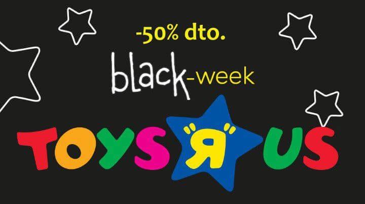 black week 2019 toysrus SuperChollos