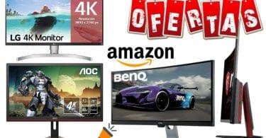 ofertas monitores 4K baratos SuperChollos