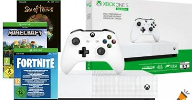 oferta Xbox One S 1 TB barata SuperChollos