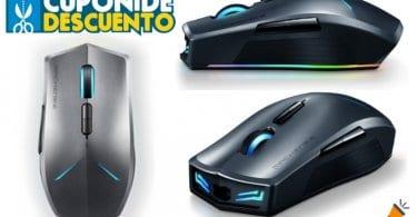 oferta Rato%CC%81n inala%CC%81mbrico gaming MACHENIKE M7 barato SuperChollos