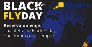 oferta black friday edreams SuperChollos