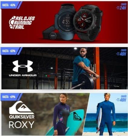 private sport shop SuperChollos